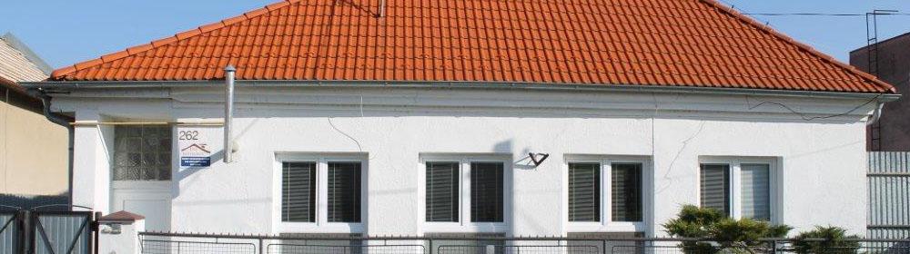 Domov sociálnych služieb pre deti a dospelých Pastuchov - ubytovacia časť