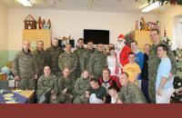 návšteva našich priateľov vojakov z Hlohovca