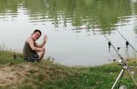 Klienti na rybách